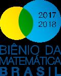 Logo Biênio da Matemática Brasil