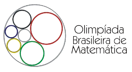 Logo Olimpíada Brasileira de Matemática